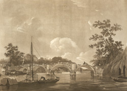 Richmond Bridge, 1776
